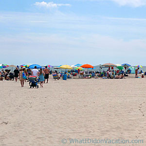 an overview of wildwood new jersey as a vacation spot